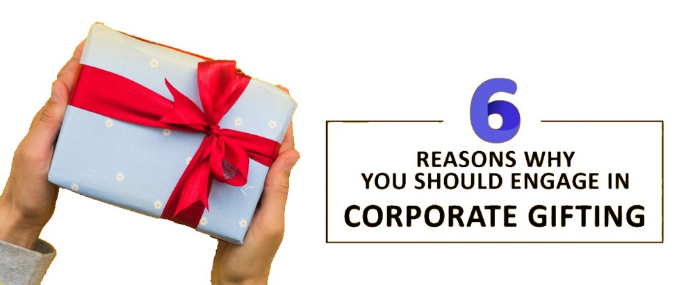 6 Ways Corporate Gifting Can Fetch Your Business More Than What You Expect