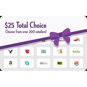 Total Choice Gift Card